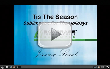 Tis The Season – Sublimation For The Holidays