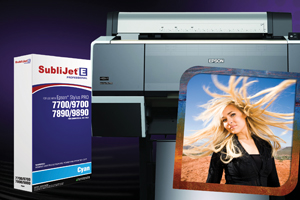 SubliJet-E Professional Sublimation Ink